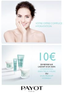 Offre complice hydratation