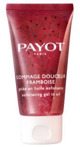 Gommage douceur framboise par Payot