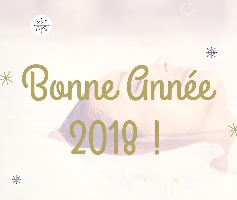 Nous vous souhaitons une bonne année 2018 !