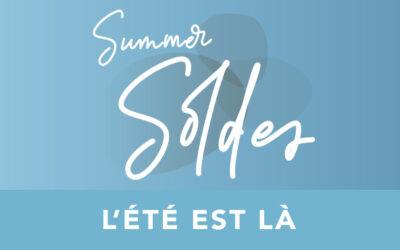 Summer is back