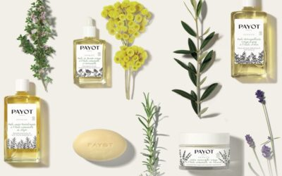 Nouvelle gamme Payot : Herbier